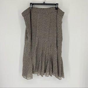 Charter Club Silk Skirt Size 22W